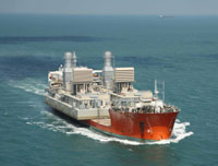 Services for Power Barges